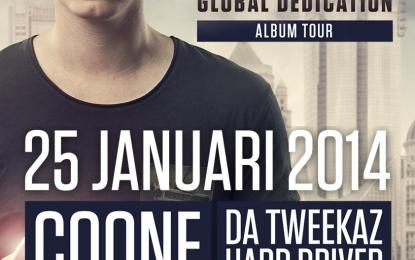 ST8MENT 25.01.14 presents Coone: Global Dedication!