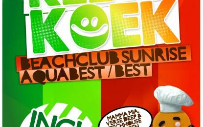 Mamma Mia: Kletskoek, 01.02.14, Beachclun Sunrise!