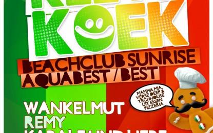 Attenzione! Kletskoek, 01.02.14: Line up bekend