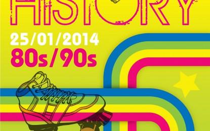 Club Liberty presents Hit History – 80's & 90's gekte in gloednieuwe club