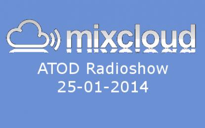 ATOD Radioshow 25-01-2014