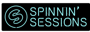 spin sessions sticker for photo