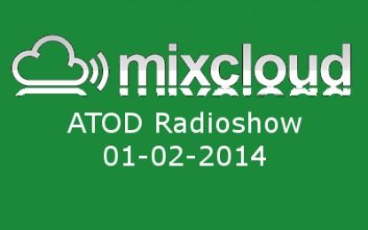 ATOD Radioshow 01-02-2014