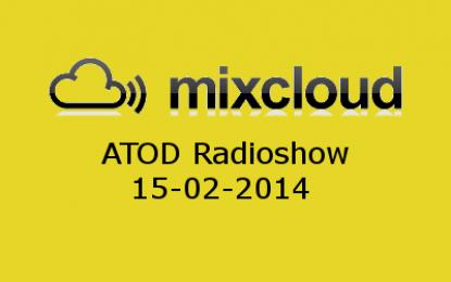 ATOD Radioshow 15-02-2014