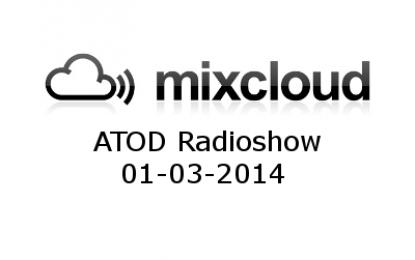 ATOD Radioshow 01-03-2014