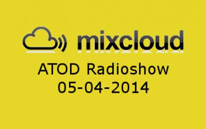 ATOD Radioshow 05-04-2014