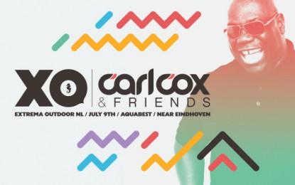 Carl Cox and Friends naar Extrema Outdoor 2016