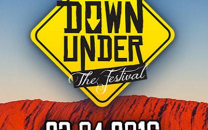 Fox Stevenson en Shermanology op Down Under Festival