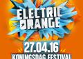 BREAKING: Electric Orange verhuist naar het Beursgebouw
