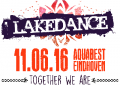 Volledige Line-up Lakedance 11.06.16