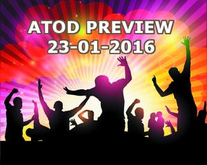 ATOD SneakyTaste 23 januari 2016