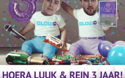 Minimix 3-jarig bestaan radioshow Luuk & Rein