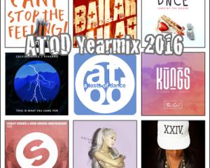 Stream / download ATOD Yearmix 2016