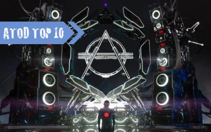 ATOD Top 10 – 11 november 2017