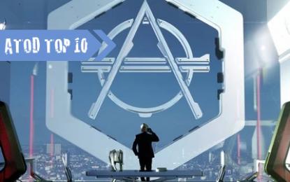 ATOD Top 10 – 3 maart 2018