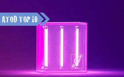 ATOD Top 10 – 7 april 2018