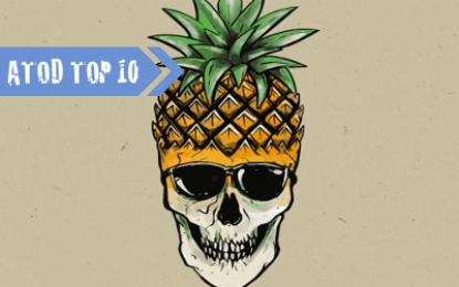 ATOD Top 10 – 4 augustus 2018