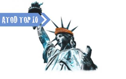 ATOD Top 10 – 11 augustus 2018