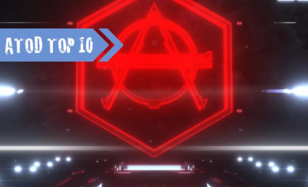 ATOD Top 10 – 10 november 2018